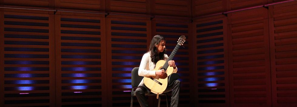 Daniela at Kings Place